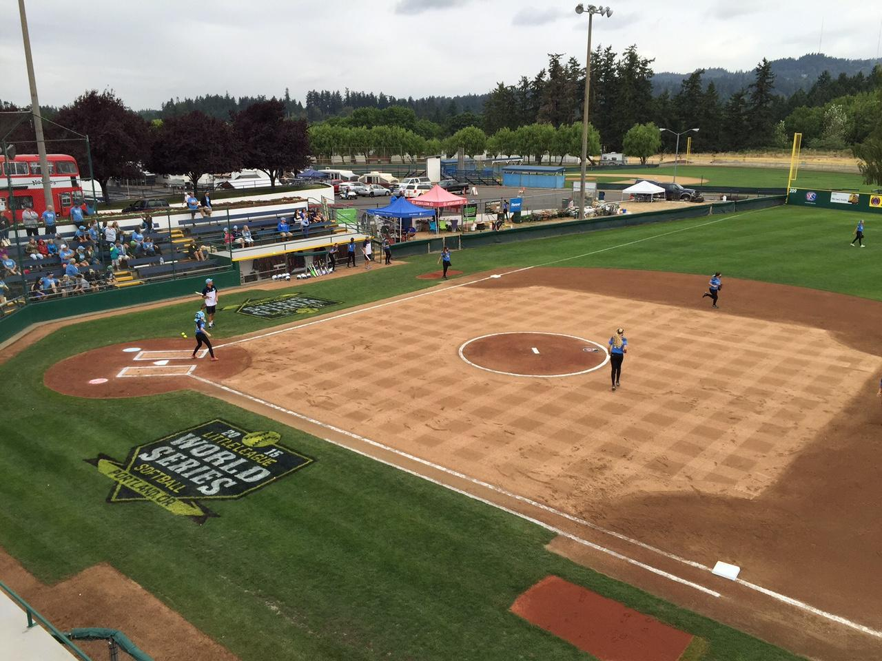 Turface Athletics was a proud sponsor of the 2015 Little League Softball World Series.